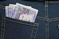 100 back pocket money