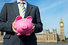 mp businessman savings in london